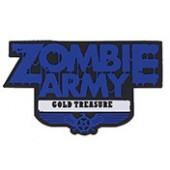 "EMERSON ""ZOMBIE ARMY"" PATCH - BLUE"