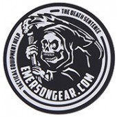 "EMERSON ""REAPERS"" PATCH - BLACK"