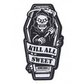 "EMERSON ""KILL ALL SWEET"" PATCH - BLACK"
