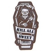 "EMERSON ""KILL ALL SWEET"" PATCH - COYOTE BROWN"