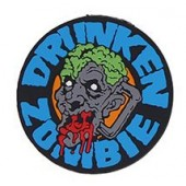 "EMERSON ""DRUNKEN ZOMBIE"" PATCH - BLUE"