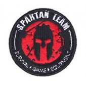 "EMERSON ""SPARTAN"" PATCH - RED"