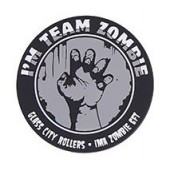 "EMERSON ""ZOMBIE TEAM"" PATCH - GREY"