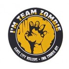 """EMERSON """"ZOMBIE TEAM"""" PATCH - YELLOW"""