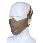 DRAGONPRO DP-FM007-003 FAST PILOT MASK TAN