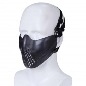 DRAGONPRO DP-FM007-002 FAST PILOT MASK BLACK