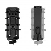 DRAGONPRO DP-PP003-002 9MM POLYMER MAG POUCH (MOLLE) BLACK