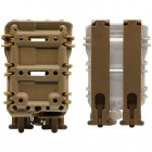 DRAGONPRO DP-PP005-003 5.56 POLYMER MAG POUCH (MOLLE) TAN