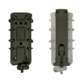 DRAGONPRO DP-PP003-001 9MM POLYMER MAG POUCH (MOLLE) OD