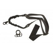 ACM ONE POINT BUNGEE SLING WITH MOUNT - BLACK