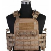 EMERSON CP STYLE NCPC TACTICAL VEST - COYOTE BROWN