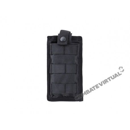 8FIELDS EASY ACCESS SINGLE AR-15/M4 MAGAZINE POUCH - BLACK