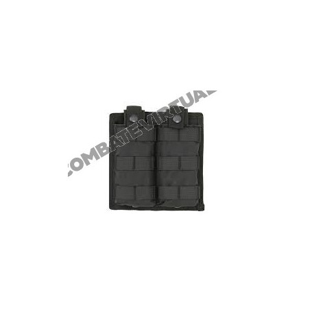 8FIELDS EASY ACCESS DOUBLE AR-15/M4 MAGAZINE POUCH - BLACK