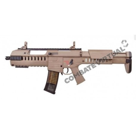 ARES GSG G14 W/ ELECTRIC BLOWBACK & EFCS - TAN