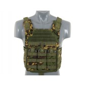 8FIELDS FIRST RESPONDER PLATE CARRIER W/ DUMMY SAPI PLATES - RC