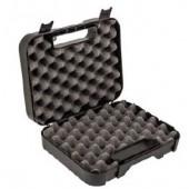 MEGALINE BLACK PISTOL CASE - 24.7 X 17.7 X 6 CM