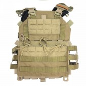 HUSAR NOBLE PLATE CARRIER GEN. 3 (MEDIUM) - COYOTE BROWN