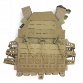 CONCRETE PLATE CARRIER GEN. 2 (MEDIUM) - COYOTE BROWN