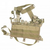 HUSAR SKIRMISH CHEST RIG GEN. 2 - COYOTE BROWN