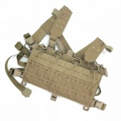 HUSAR CONCRETE CHEST RIG GEN. 2 - COYOTE BROWN