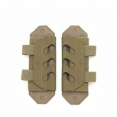 HUSAR SHOULDER PADS GEN. 2 - COYOTE BROWN