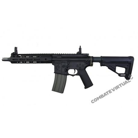 ARES SR16 W/ EFCS UNIT (SHORT/BLACK)
