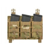 8FIELDS BUCKLE UP SPEED TRIPLE RIFLE MAG POUCH MULTICAM
