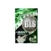 BLS 0.48G PRECISION 1000 BBs - WHITE