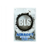 BLS 0.50G PRECISION 1000 BBs - WHITE