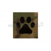 CLAW GEAR K9 IR PATCH - MULTICAM