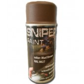 FOSCO SPRAY ARMY PAINT 150 ML BROWN