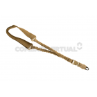 WARRIOR SINGLE POINT BUNGEE SLING - COYOTE