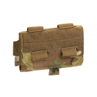 WARRIOR FRONT OPENING ADMIN POUCH - MULTICAM