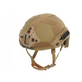 TMC TACTICAL BUMP HELMET SYSTEM REPLICA - COYOTE BROWN