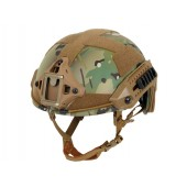 TMC TACTICAL BUMP HELMET SYSTEM REPLICA - MULTICAM