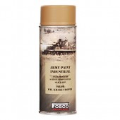 FOSCO SPRAY ARMY PAINT 400ML KHAKI/ TROPEN