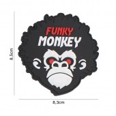ACM PATCH 3D PVC FUNKY MONKEY