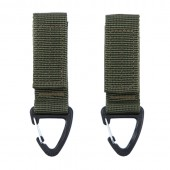 ACM MOLLE CARABINER HOOK 2-PACK JFO02