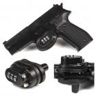 ACM GUN/TRIGGER LOCK WITH COMBINATION