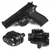 ACM GUN/TRIGGER LOCK WITH COMBINATION
