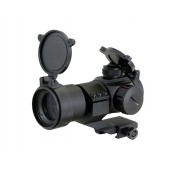 PCS STANDARD CQB RED DOT SIGHT - BLACK