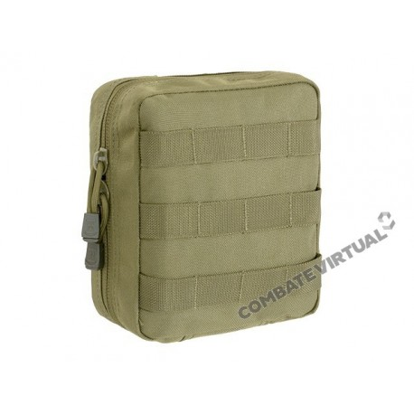 8FIELDS BIG MEDICAL POUCH MOLLE - OD