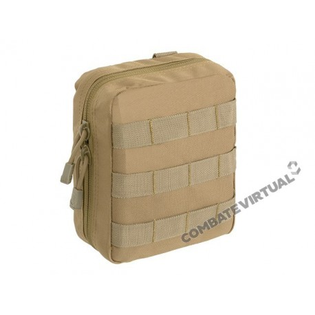 8FIELDS BIG MEDICAL POUCH MOLLE - COYOTE