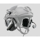 EARMOR TACTICAL HEARING PROTECTION EAR-MUFF FOR FAST MT HELMET- M32H MOD3-BK