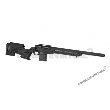 ACTION ARMY AAC T10 BOLT ACTION SNIPER RIFLE - BLACK