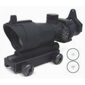 ACM RED DOT ACOG 1X32 - BLACK