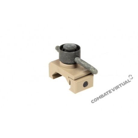 SHS QD DDS RIS TACTICAL SLING MOUNT - TAN