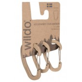 WILDO ACCESSORY CARABINER SET - COYOTE