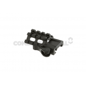 LEAPERS QD ANGLE MOUNT TRIPLE RAIL 3-SLOT