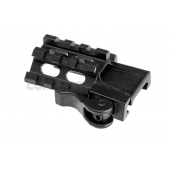 LEAPERS QD ANGLE MOUNT QUAD RAID 3-SLOT